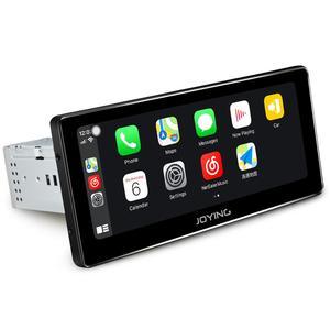 """Image 2 - Rádio universal para carro, rádio universal para carro com android, unidade multimídia octa core, suporte a fita para cartão sim zlink, 8.8 """"gravador dvr"""