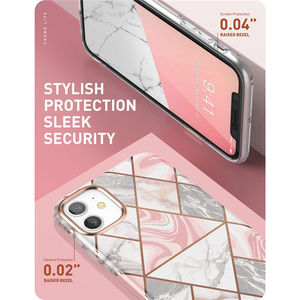 Image 4 - i Blason For iPhone 11 Case 6.1 inch (2019 Release) Cosmo Lite Stylish Hybrid Premium Protective Slim Bumper Marble Back Cover