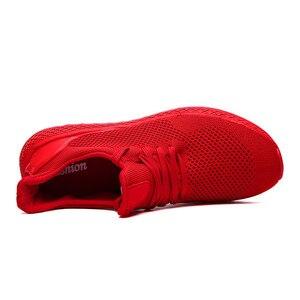 Image 5 - رجل حذاء كاجوال الرجال أحذية رياضية الرجال الاتجاه الدانتيل متابعة ماركة فاخرة رياضية Whit اللياقة البدنية حذاء أبيض الرجال Zapatos Hombre احذية الجري