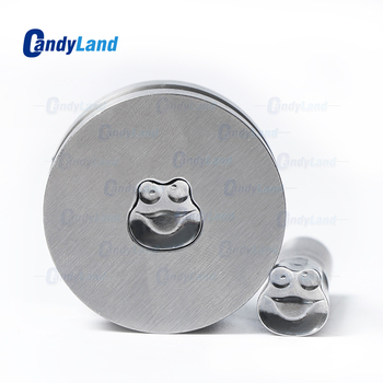 CandyLand Frog Tablet Die Pill Press Die Candy Punch Die Set Custom Logo Punch Die Cast Pill Press For Tablet TDP Machine фото