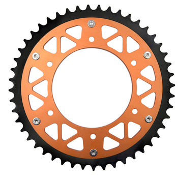 Motorcycle Rear Sprocket For KTM EXC125 EXE125 GS125 SM125 SX125 SX144 SX150 EXC200 MXC200 SX200 EGS250 EXC250 EXC-F250 SX250