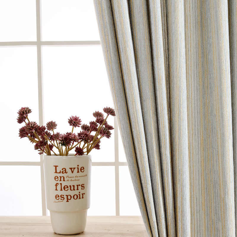 Solid Color Curtains for Living Dining Room Bedroom  Modern Blackout Curtain Fabric Custom  Snow Neil Jacquard