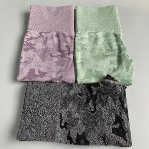 Image 4 - Nepoagym Women 2nd Edition Camo Seamless Leggings High Waist Booty Leggings Scrunch Leggings Yoga Pants Compression Pants Women