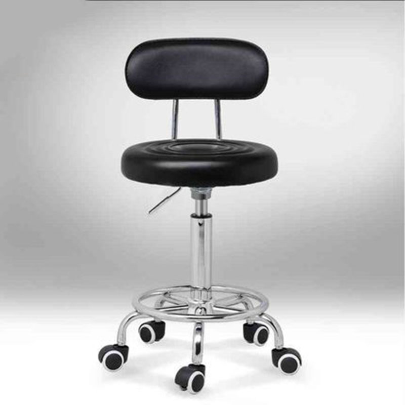 Bar Chair Bar Lift Stool Beautician Hairdresser Makeup Chair Laboratory Swivel Chair Adjustable Height Office Chair