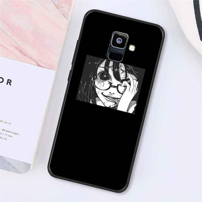 Babaite estetik kız telefon kılıfı için Samsung Galaxy A7 A50 A70 A40 A20 A30 A8 A6 A8 artı A9 2018 a51 A71 A80