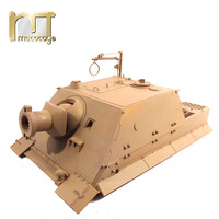 Mato 1:16 1/16 German Sturmtiger 6688 Plastic Upper Hull with Infrared Transmitter Receiver