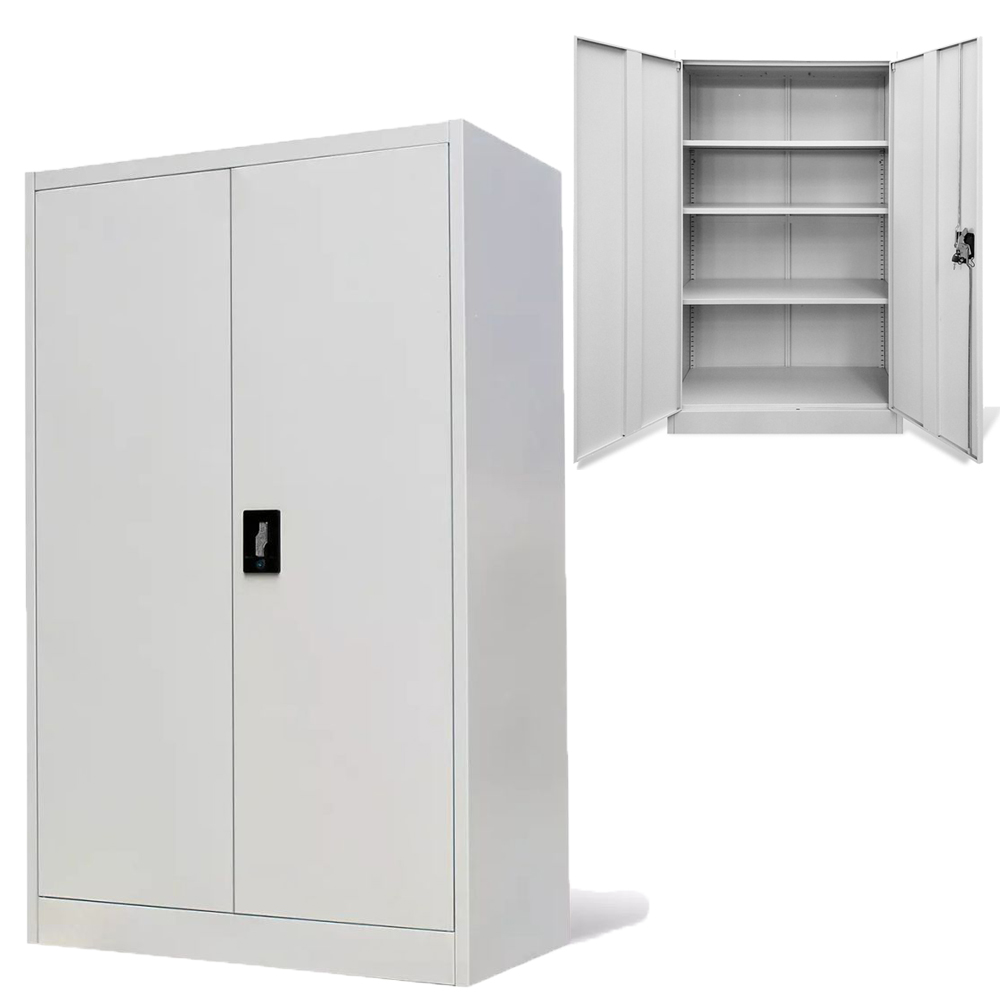 Doors And 3 Adjule Shelves