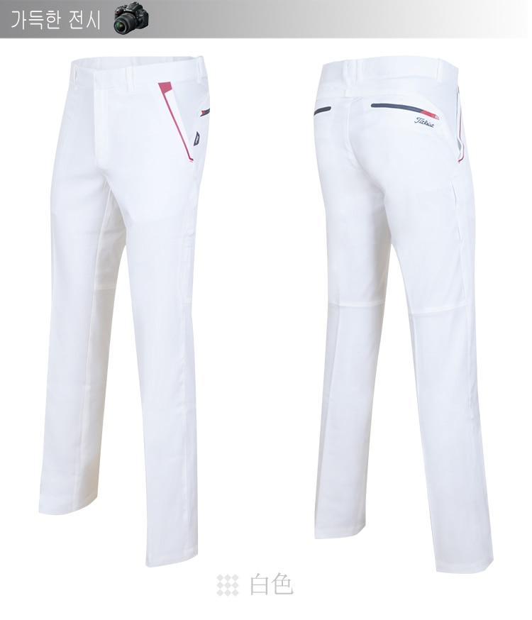 Golf men's fashion trousers golf pants