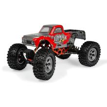 HSP EX86012-12092 Red 2.4Ghz Electric 4WD Off Road RTR 1/16 Scale RC EP Crawler henglong 1 16 scale plastic version german stug iii rtr rc tank model smog sound 3868