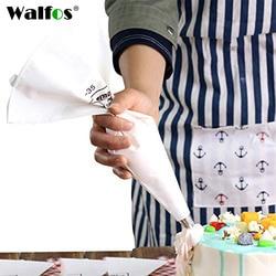 WALFOS 30/40/46/50cm 100% bawełna ciasto kremowe lukier torba pieczenie akcesoria do ciast torba do pipetowania akcesoria kuchenne ekologiczne