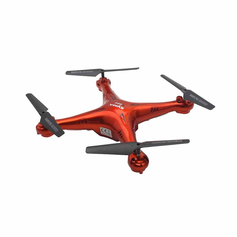 SYMA X5SC 2,4G RC Дрон умный Квадрокоптер самолет с 720P HD камерой Безголовый режим 3D флипс скоростной режим SYMA X5SC модель Дрон