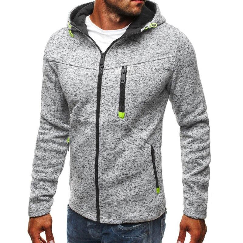 Зимний мужской комплект, флисовые толстовки, теплые толстые повседневные толстовки, комплекты из 2 предметов, мужская спортивная одежда, сп... - 6