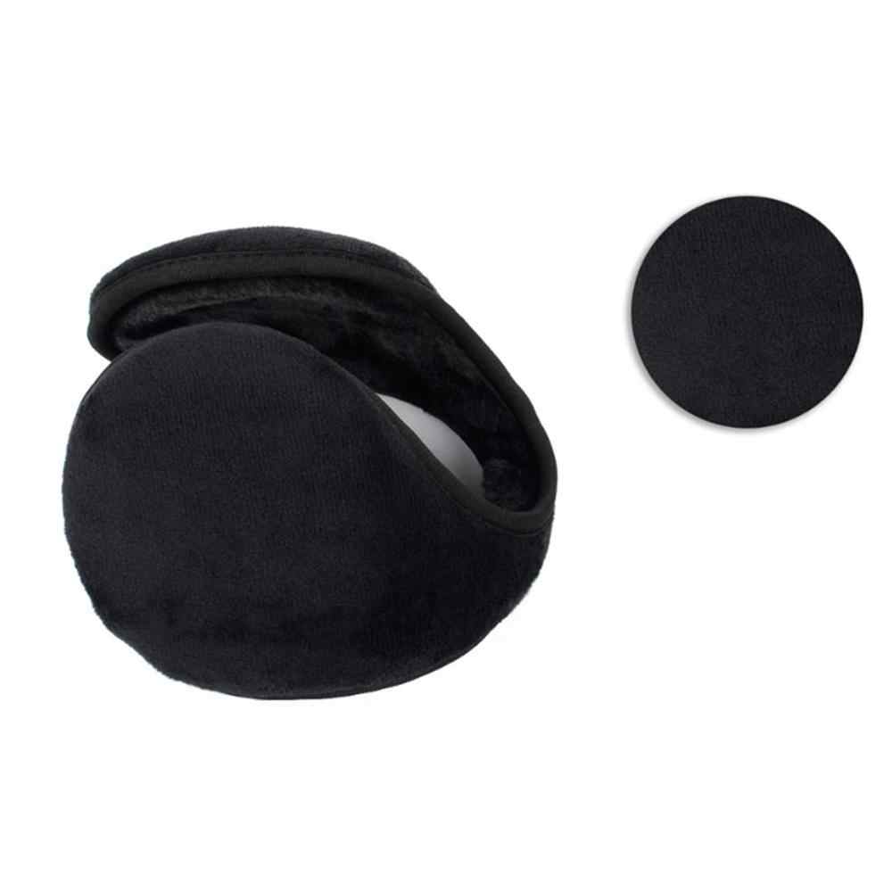 Winter Earmuffs Thick Warm Earmuffs Male Ear Bag Female Ear Warm Korean Version Of Deafness