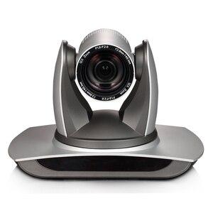 Image 3 - כנס ציוד ערכות 12X זום PTZ מצלמה שידור DVI SDI IP מצלמה עם 8 אינץ TFT LCD rs232 RS485 ptz בקר