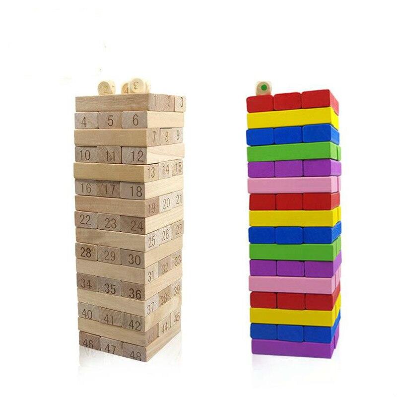 Juguetes Educativos de 2 colores, torre de madera, bloque de madera, juego de apilamiento, juego de juegos para niños Versión mejorada superhéroes Ironman Compatible Legoinglys Marvel Avenger Torre Fit Avengers regalo bloques de construcción de Juguetes