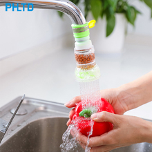 Universal kitchen faucet splash head extension filter household tap water shower water purifier water saver