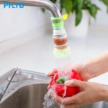 Uniwersalna bateria kuchenna splash head extension filter gospodarstwo domowe woda z kranu prysznic filtr do wody oszczędzanie wody