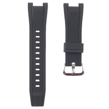New Silicone Watchbands For CASIO GST-W110/210B/S110 Series Watch Straps Stainless Steel Clasp Accessories GST-W110G