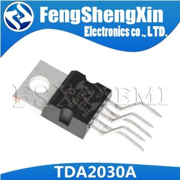 10pcs/lot New TDA2030 TDA2030A TO220-5 AUDIO AMPLIFIER IC - sale item Active Components