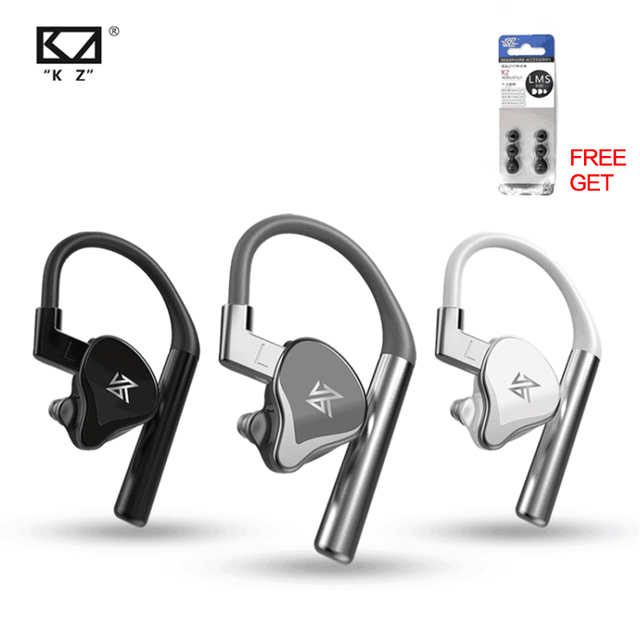 KZ E10 TWS Wireless Bluetooth 5.0 Earphones Hybrid HIFI Bass Earbuds Headset Sport Noise Cancelling Earphones