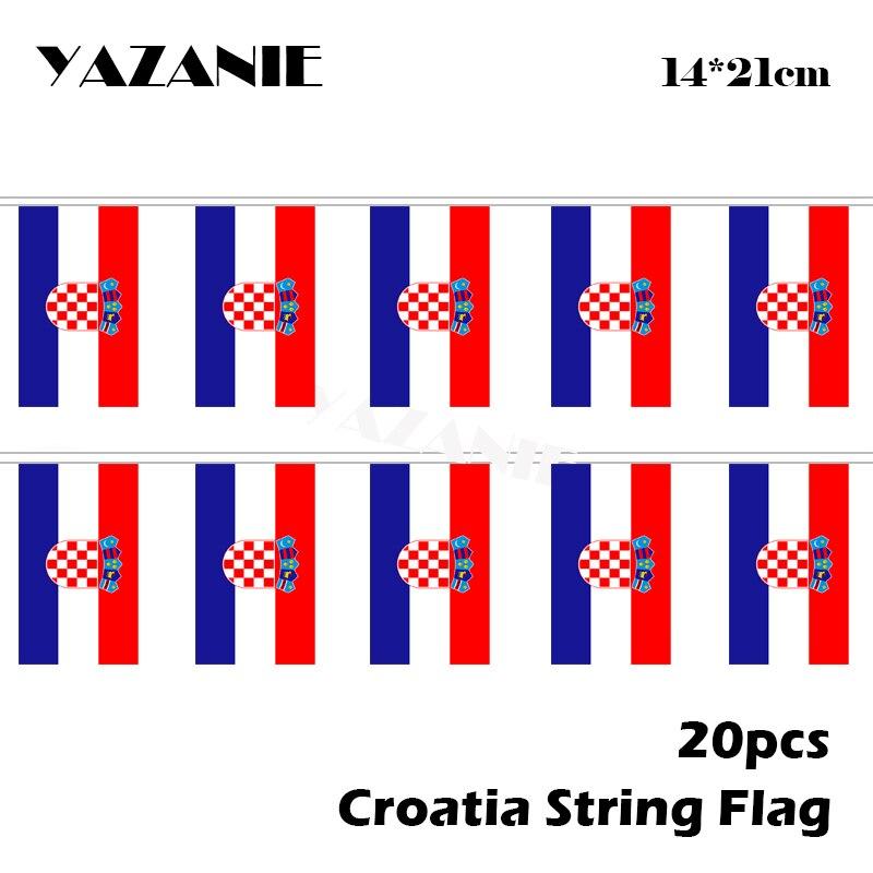 15 Croatia 1