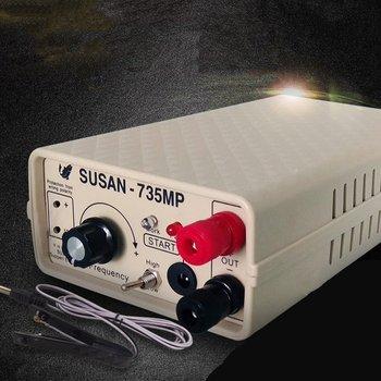 SUSAN-735MP 600W High Power ultradźwiękowy inwerter sprzęt elektryczny przetwornica napięcia z wentylatorem chłodzącym Fisher Machine tanie i dobre opinie CN (pochodzenie) QP1856600 Kable Adaptery i gniazda