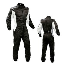 Four colors double layers car racing suit windproof racing kart drift racing suit motorbike racers suits