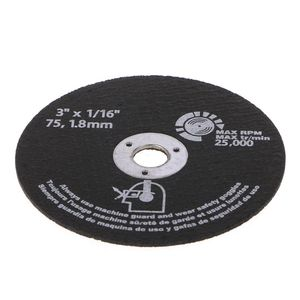 Image 3 - 10pcs Circular Resin Grinding Wheel Saw Blades Cutting Wheel Disc For Metal Cutting