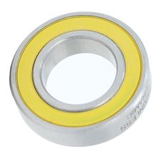 6902-2RS Stainless Bearing 15*28*7 mm 1PC ABEC-3 6902 RS For DTSwiss 350 Bicycle Hub Front Rear Hubs Wheel Ceramic Ball Bearings