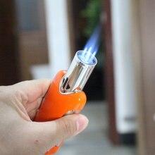 Зафонарь Галка jobon с 4 насадками струйная газовая турбо зажигалка