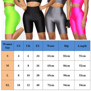 Sexy Shorts Women Push Up Running Gym Bottoms Breathable Slim Fitness Workout Sport Short Trousers Compression Fitness Shorts