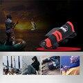 Прочная рыболовная ножка  держатель для удочки  ножная кобура для рок-рыбалки  многофункциональный инструмент  рыболовная Сумка  кожа  2 сло...