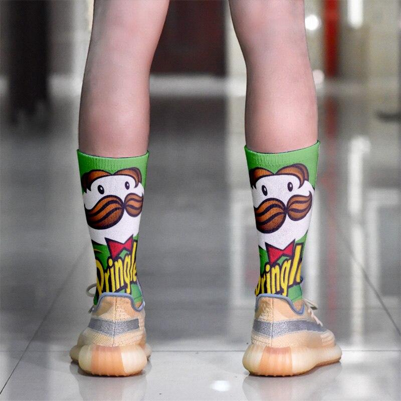 Brand new oddsox sublimation 3D imprimé chaussettes-plusieurs designs unisexe femmes /& hommes