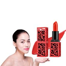 Glamour Red Lip Gloss Tahan Air Profesional Beludru Pelembab Bibir Gloss Lipstik Cina Angin Merah Fashion Makeup(China)