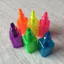 6 видов цветов/ружье гвоздя набора лака для ногтей Форма маркеры