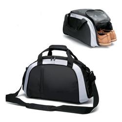 Outdoor First Aid Kit Leisure and Sports Black Nylon Waterproof Cross Messenger Bag Family Travel Emergency Medical Bag DJJB054