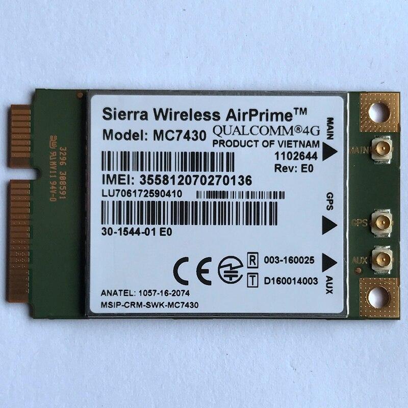HOT-MC7430 lte 4g módulo FDD-LTE TDD-LTE cat6