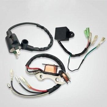 ET950 juego de alta tensión, bobina de encendido, encendedor para generador de YAMAHA, juego de alta tensión TG950 para generador de tigre