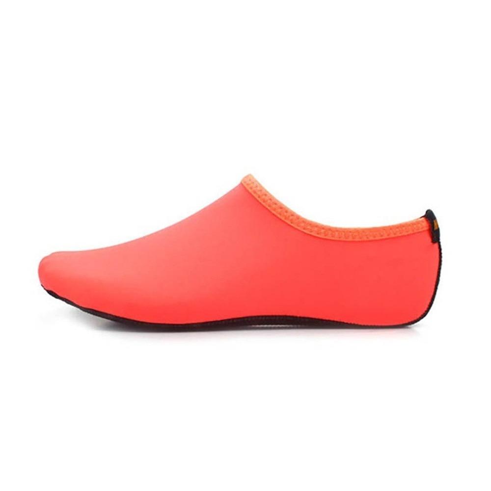 Women Men Swim Beach Shoes Barefoot Skin Sock Swim Yoga Beach Sandals Slipper