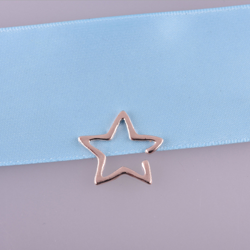 Hollow Out Vintage Geometric Five-pointed Star Ear Cuff Clip Earrings For Women Fashion Jewelry Brincos