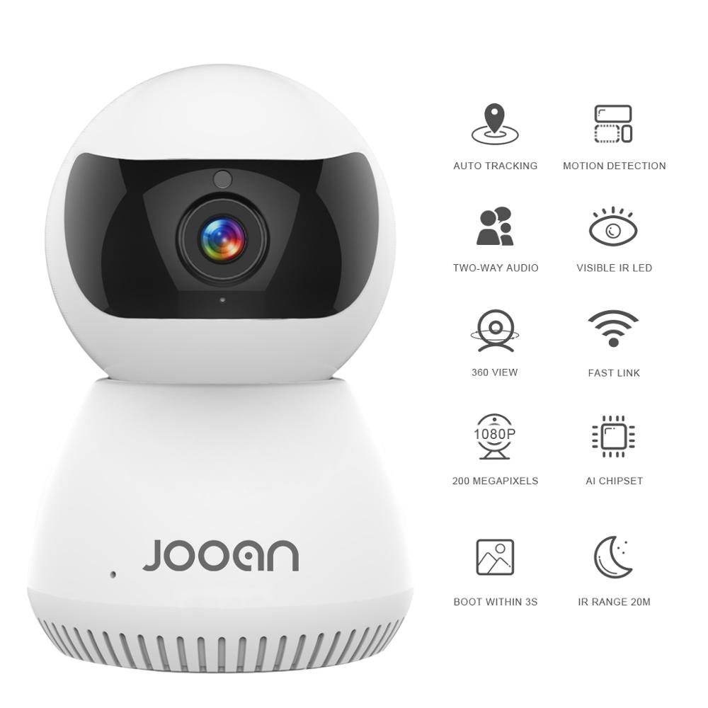 JOOAN IP Camera Wireless AI Smart Wifi Camera Automatic Tracking With Two Way Intercom For Security Surveillance PET Camera