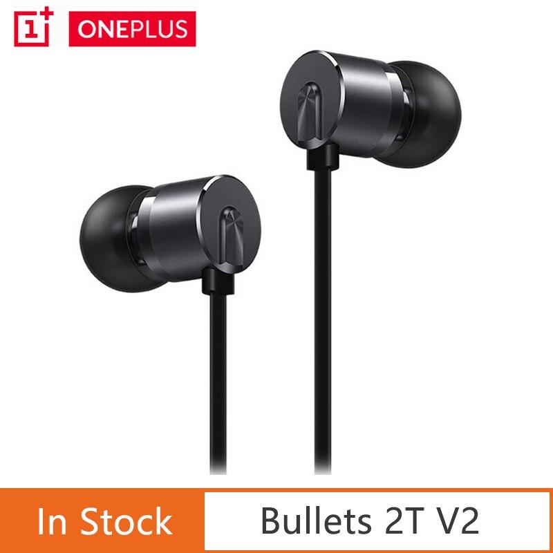 Оригинальные наушники-вкладыши OnePlus Type-C диаметром 3,5 мм, с микрофоном для OnePlus 6T