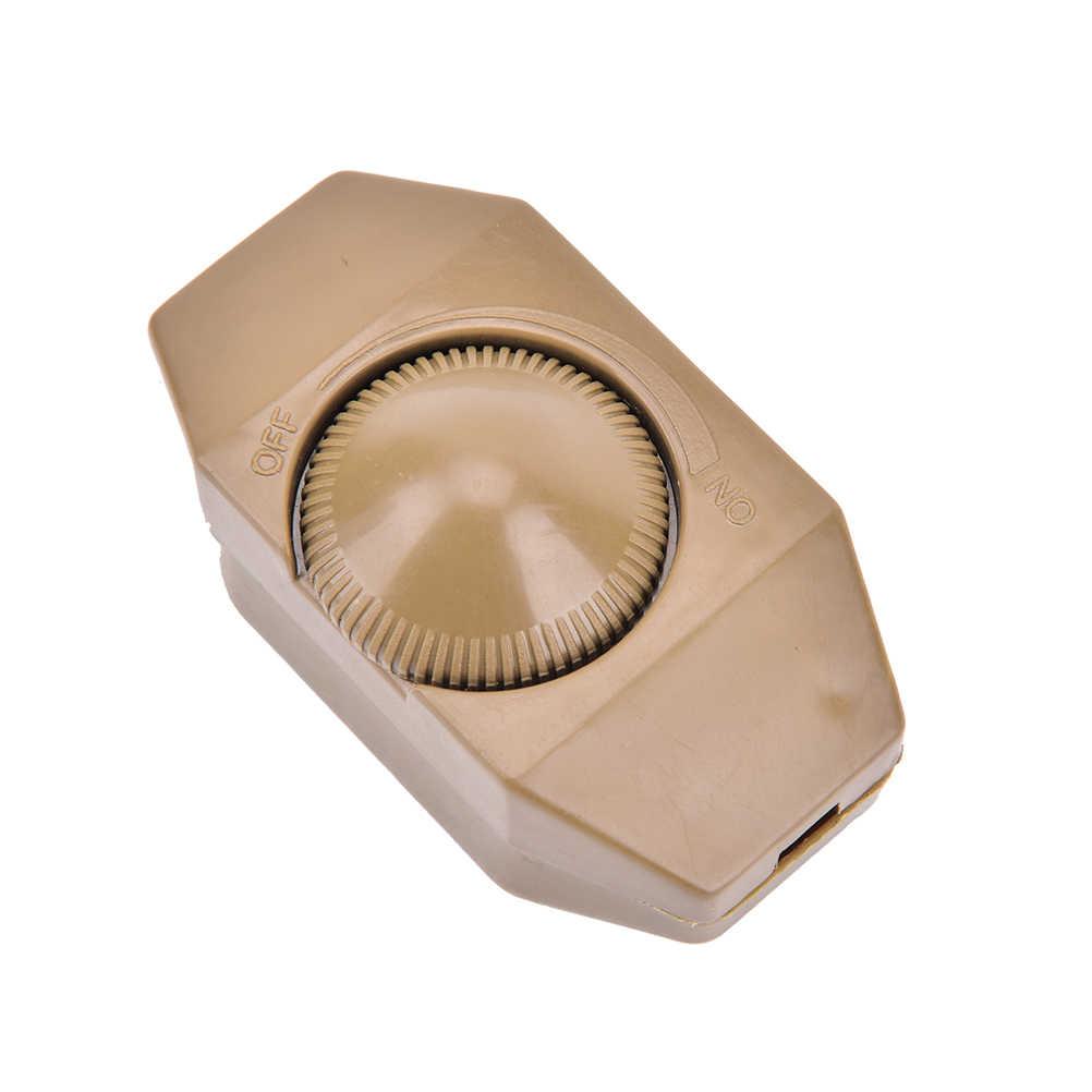 1 sztuk 2020 najnowszy lampa ściemniacz przełącznik z przewodem podłącz tabeli światło podłogowe ściemniania On Off wyłącznik ściemniacza gorąca sprzedaży