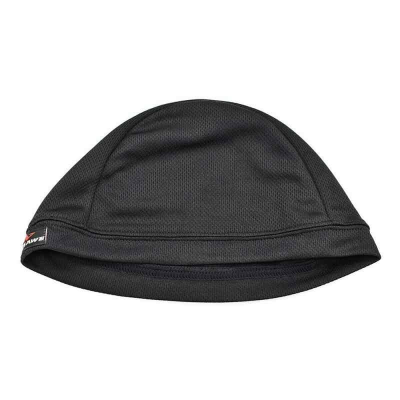 Wygodny i fajny motocykl rowerowy kask motocrossowy wewnętrzna wkładka kapelusz odprowadzanie wilgoci chłodzenie szybko czepek osuszający