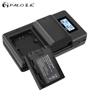 Image 5 - פאלו NP FZ100 NP FZ100 LCD כפול USB סוללה מטען עבור Sony NP FZ100, BC QZ1 אלפא 9, A9, אלפא 9R, Sony A9R Sony Alpha 9S