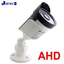 Kamera AHD 720P 1080P 4MP 5MP analogowy nadzoru wysokiej rozdzielczości noktowizor na podczerwień bezpieczeństwa CCTV domu na zewnątrz Bullet 2mp hd