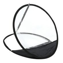 Nylon Golf Training Network Portable Golf Cutting Net Folding Golf Practice Net(China)