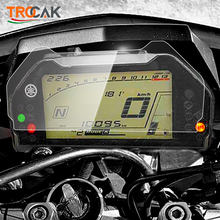 For Yamaha Niken (GT) 2018 2019 2020 MT 10 FZ 10 2016 2020 Cluster Scratch Screen Protection Film Speedometer TPU Film Protector