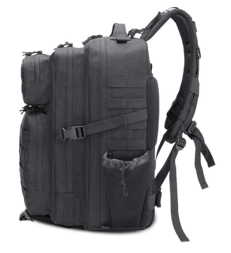 ar livre assalto tático mochila militar camo 3 p saco