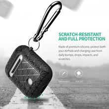 Silicone AirPods Case – Pattern Design
